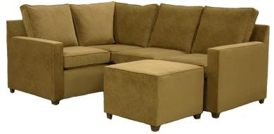 Hall Sectional Sofa - Taffy