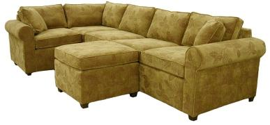 Yeats Sectional Sofa - Surat Vintage