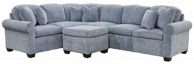 Roth Sectional Sofa - Miller