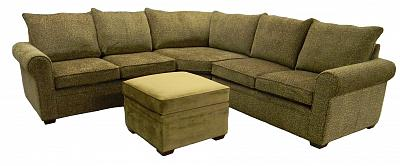 Byron Sectional Sofa - Harlan