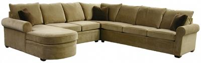 Byron Sectional Sofa - Ruffner