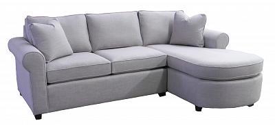 Roth Sectional Sofa - Hemingway
