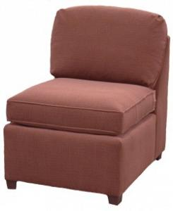 Roth armless chair