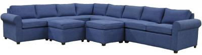 Roth Sectional Sofa - Swearing