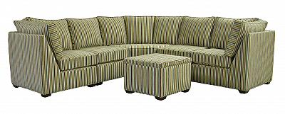 Crawford Sectional Sofa - Williams
