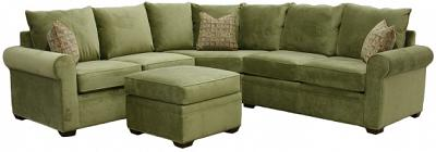 Byron Sectional Sofa - Bergman