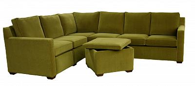 Crawford Sectional Sofa - Wesson