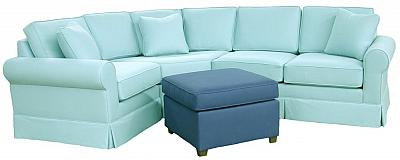 Sue's Custom Sectional Sofa
