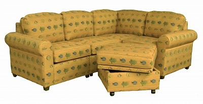 Roth Sectional Sofa - Clark