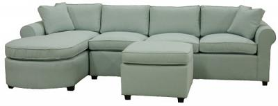 Yeats Sectional Sofa - Hilke