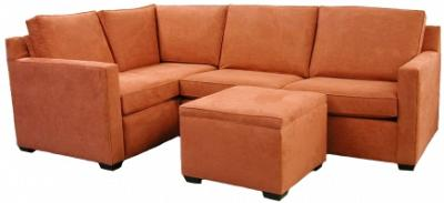 Crawford Sectional Sofa - Nancy M