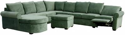 Byron Sectional Sofa - Shull