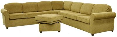 Roth Sectional Sofa - Maxey