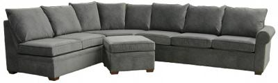 Byron Sectional Sofa - Savarese