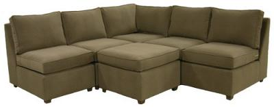 Roth Sectional Sofa - Ertel