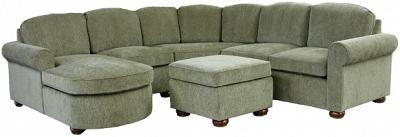 Roth Sectional Sofa - Croft