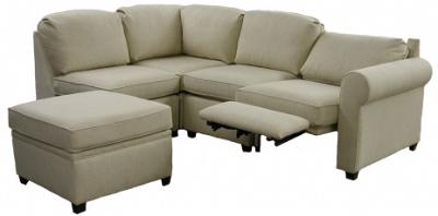 ... Sectional Sofa With Recliner