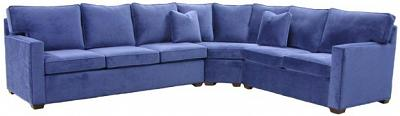 Crawford Sectional Sofa - A Ryan