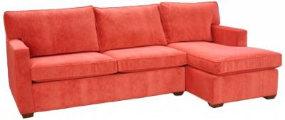 Crawford Sectional Sofa - Meyers
