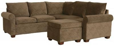 Byron Sectional Sofa - Pamela