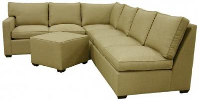 Crawford Sectional Sofa - Knudsen