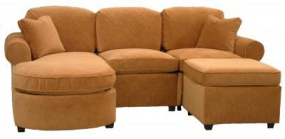 Roth Sectional Sofa - Mike
