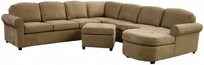 Roth Sectional Sofa - Lichtenstein