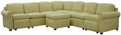 Roth Sectional Sofa - Fleegle