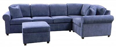 Roth Sectional Sofa - Dayan