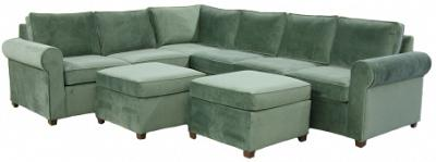 Roth Sectional Sofa - Cox