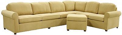 Stephanie's Custom Sectional Sofa