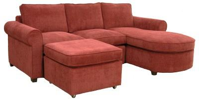 Yeats Sectional Sofa - Rasmussen