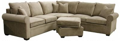 Byron Sectional Sofa - Campbell