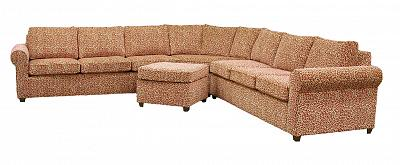 Roth Sectional Sofa - Vitter