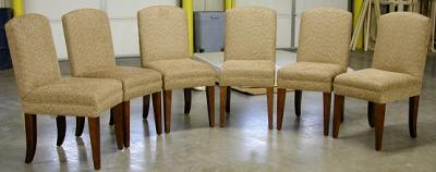 Whitney Collection - parsons chairs