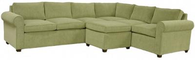 Roth Sectional Sofa - Fern