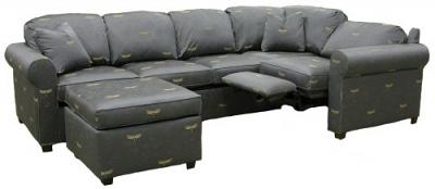 Roth Sectional Sofa - Musser