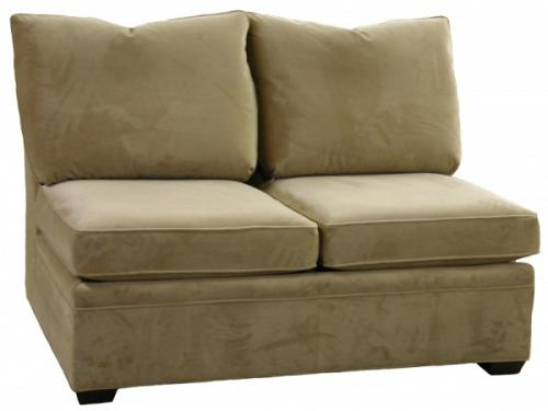 Byron Armless Full Sleeper Sofa
