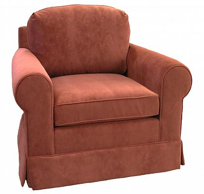 Hughes Swivel Glider Chair