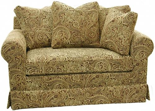 marquis chair half sleeper oversized sofabed carolina chair american