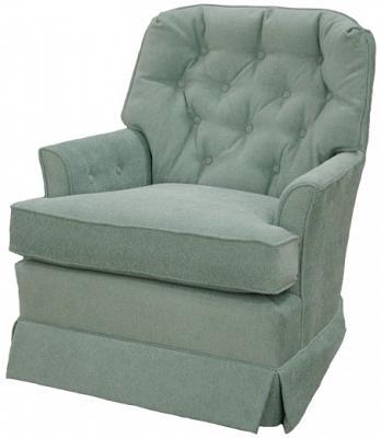 O Hara Swivel Rocker Chair Custom American Furniture Made