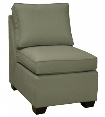 Crawford Armless Chair