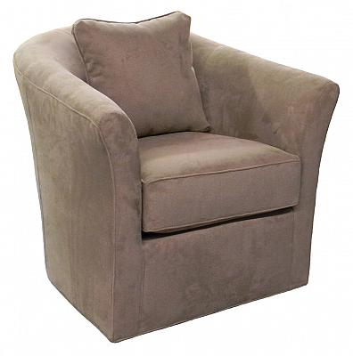 Keats Swivel Glider