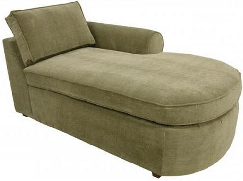 Yeats 1-Arm Chaise Right Facing