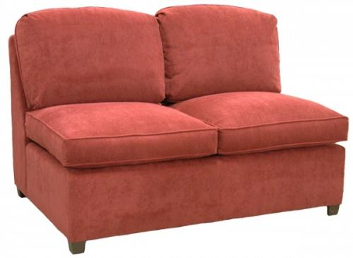 Roth Armless Full Sleeper Sofa