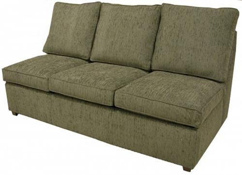 Hall Armless Sofa