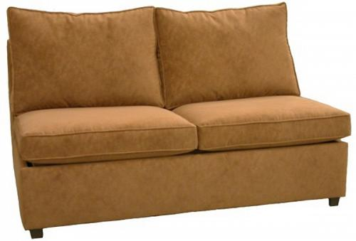 Hall Armless Full Sleeper Sofa
