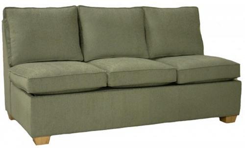 Crawford Armless Sofa