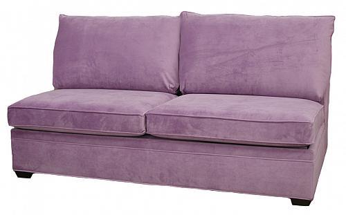 Byron Armless Full Sleeper Sofa