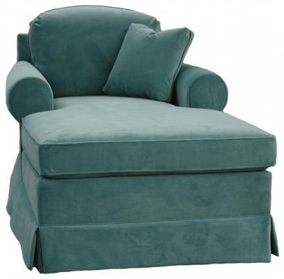 Hughes Chaise Lounge Chaises - Carolina Chair